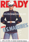 Join the U.S. Marines (USMC Poster)